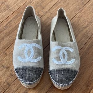 CHANEL ESPADRILLES *AVAILABLE*
